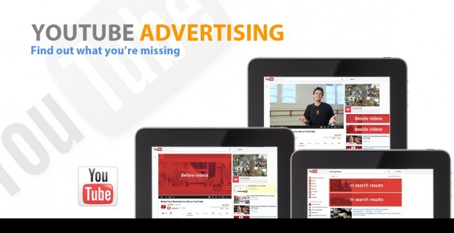YouTube Video Ads in Arlecdon